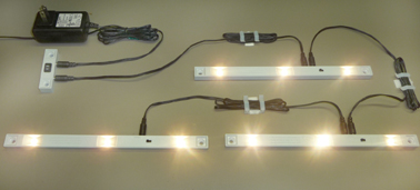 Inspired LED lighting
