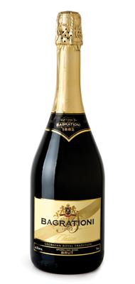 Bagrationi Brut Sparkling Wine