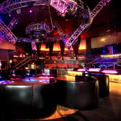 Rain Nightclub Las Vegas