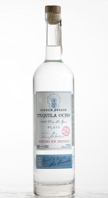Ocho Plata Tequila