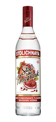 Stolichnaya White Pomegranik
