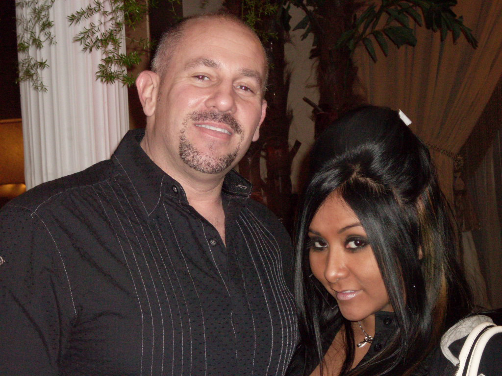 Snooki and Mike esterman