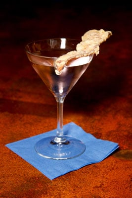 Meat and Potatoes Martini
