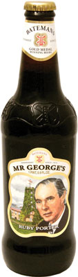 Bateman's Mr. George's Ruby Porter