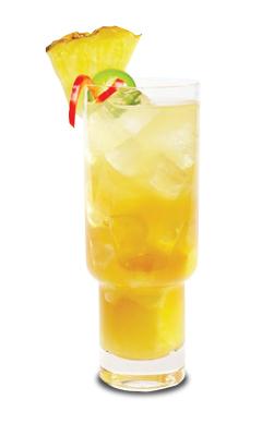 Sambatini cocktail