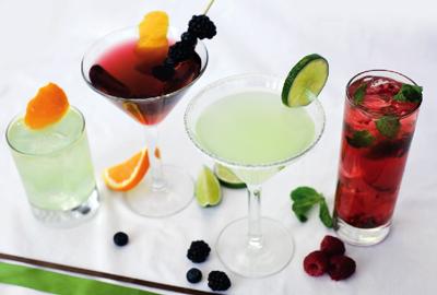 Houlihans Skinny Cocktails