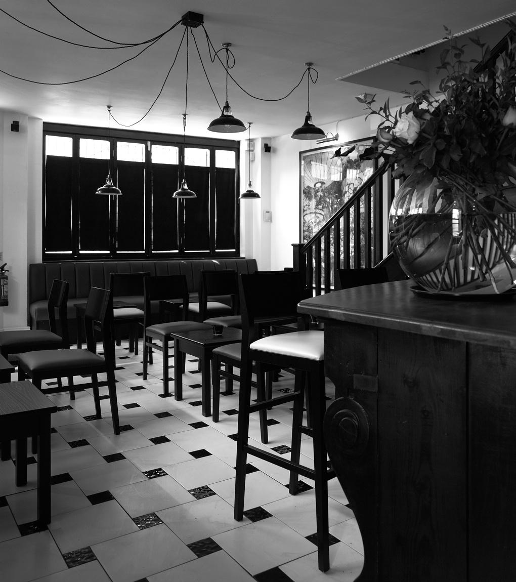 69 Colebrooke Row interior