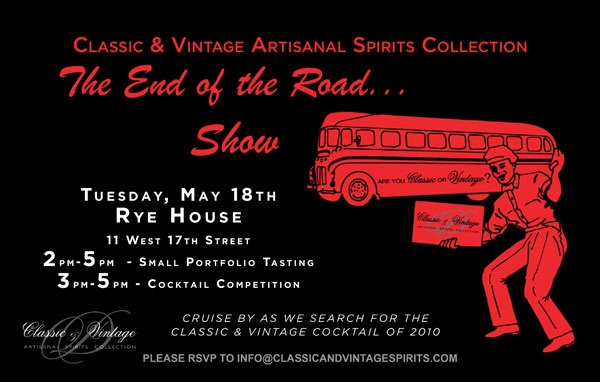 End of the Road Classic & Vintage