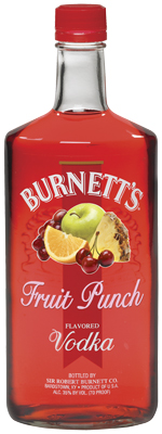 Burnett's Fruit Punch Vodka