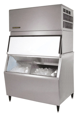 Kold-Draft two-in-one ice machine