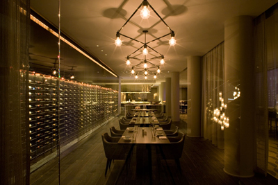 Hyatt Wine Room