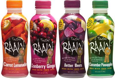 It Tastes RAAW