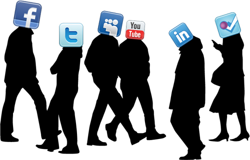 Millennial silhouette