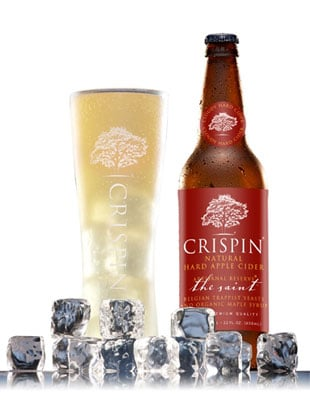 Crispin The Saint Apple Cider