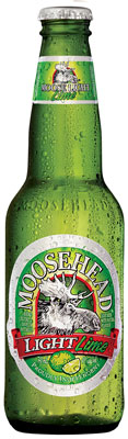 Moosehead Light Lime