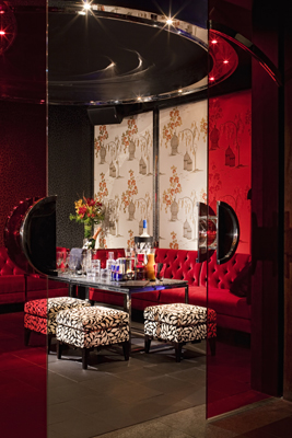 VIP Private Room at Infusion Lounge