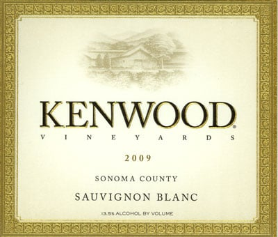 Kenwood Vineyars Sauvignon Blanc