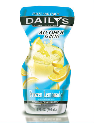 Daily's Lemonade Pouch