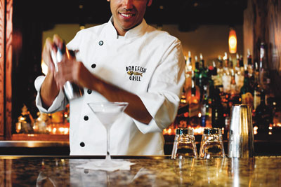 Bonefish Grill Bartender