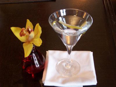 Shanghai White Martini
