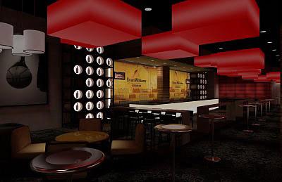 Evan Williams Bourbon Bar