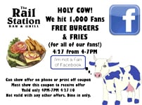 Holy Cow Rail Station Bar & Grill