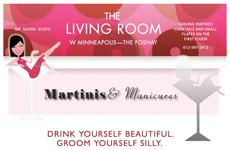 Martinis & Manicures W Minneapolis
