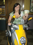 Mojo's Moped Giveaway