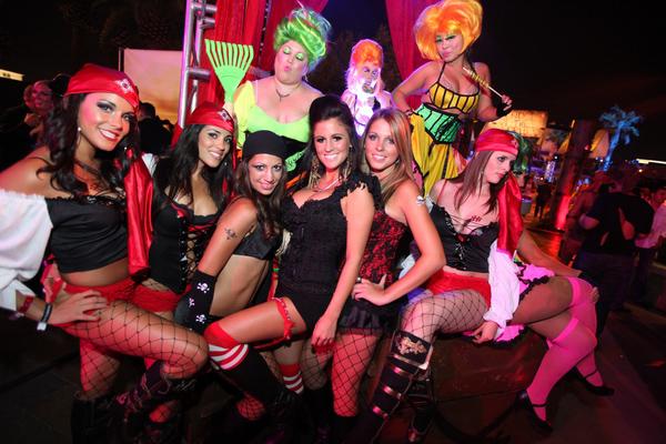 Palms Casino Midsummer's Night Party