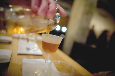 drink boston cocktail