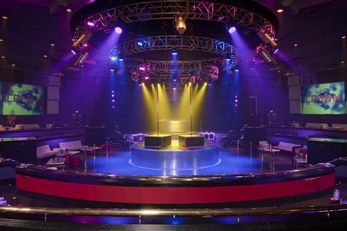 Crown Theater and Nightclub Las Vegas