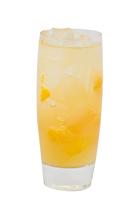 Tangerine Agua Fresca