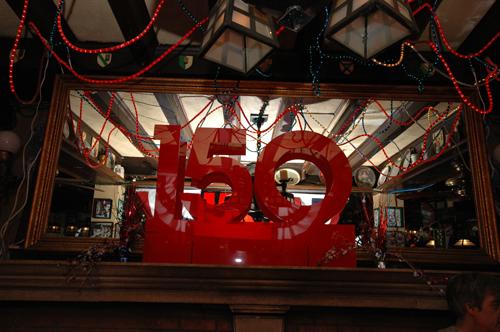 150th anniversary McGillin's