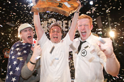 Cocktail World Cup Winners