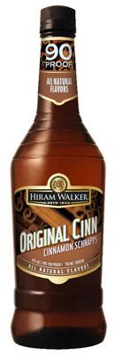 Hiram Walker Cinnamon Schnapps