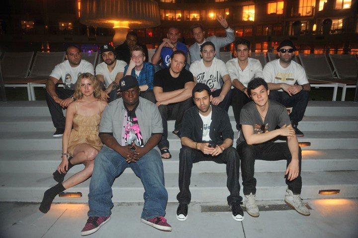 4AM DJ team