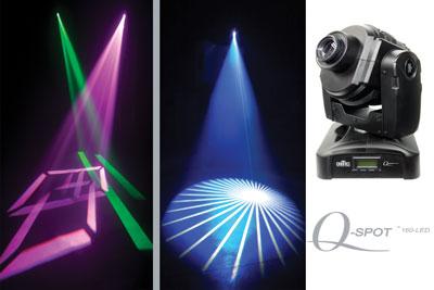 Q-Spot 160-LED
