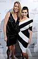 Adele and Kim Kardashian