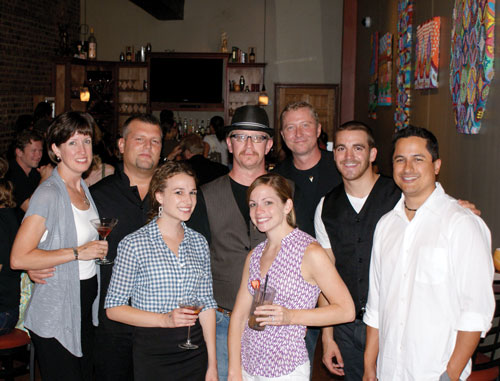 Nightclub & Bar and Apothecary staffs
