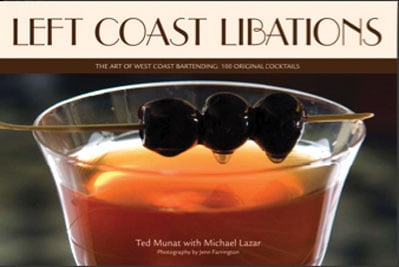 LEft Coast Libations