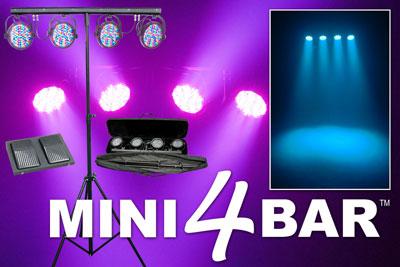 Chauvet Mini 4Bar