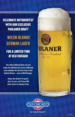 Old Chicago Oktoberfest