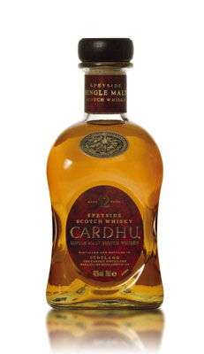 Cardhu Single Malt Whisky