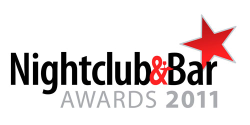 Nightclub & Bar Awards logo 2011