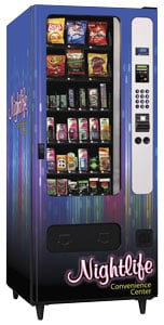 Nightlife Convenience Center Vending Machine