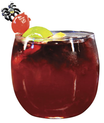 DonQ Bloody Rum Punch