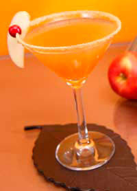 Candied Apple Martini