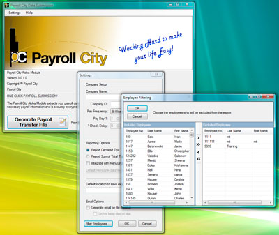 Payroll City