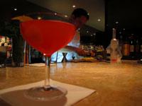 Rouge cocktail Kimpton