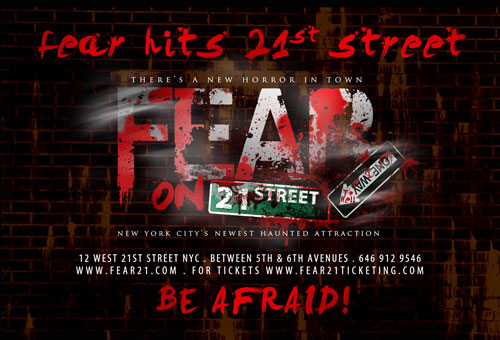Fear21 New York